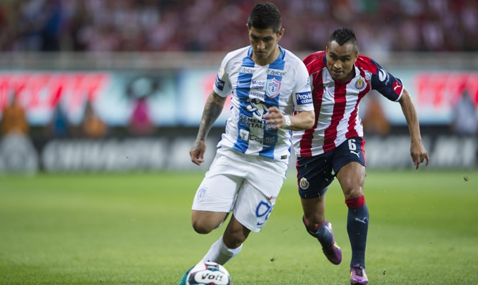 Guadalajara vs. Pachuca - Liga MX 2018 | Apuesta.mx