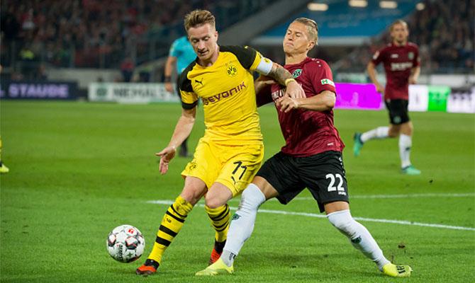 Marco Reus del Borussia Dortmund