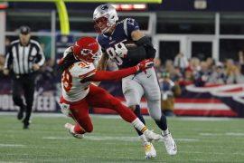 Patriotas de Nueva Inglaterra y Jefes de Kansas City se enfrentan con el pase al Super Bowl en la línea.