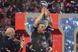 Tom Brady ha sido elegido Jugador Más Valioso del Super Bowl en cuatro ocasiones.