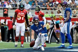 El Pro Bowl se disputará nuevamente en Orlando.