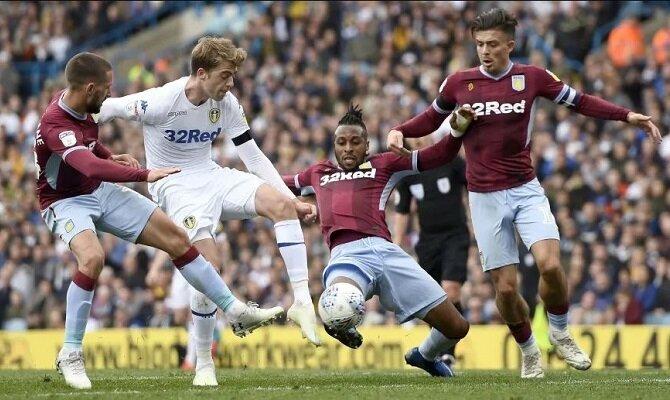 El Aston Villa y Derby County se miden por el pase a la Liga Premier.