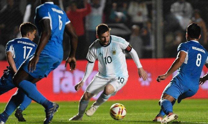 Previa para apostar en el Argentina vs Colombia