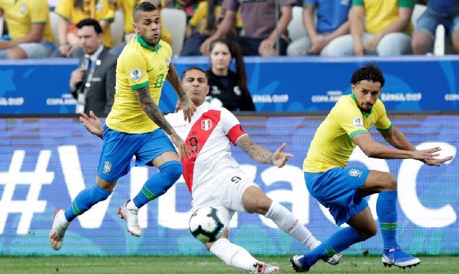 Previa para apostar en el Brasil vs Paraguay