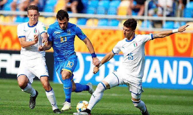 Previa para apostar en el Ucrania vs Corea del Sur