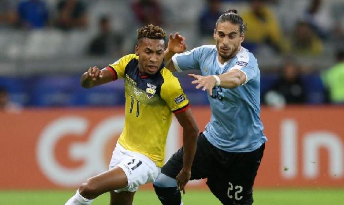 Uruguay vs Japón