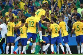 Brasil es amplio favorito para ganar el Grupo A en casa.