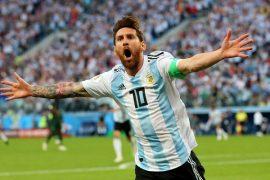 Lionel Messi es el favorito para finalizar la Copa América como goleador.