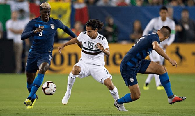 Estados Unidos y México han dominado la Copa Oro históricamente.
