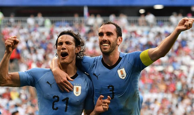 Uruguay parte como favorito para ganar el Grupo C de la Copa América.