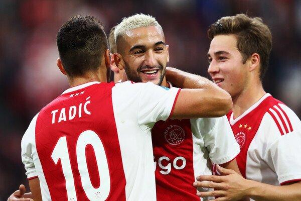 Ajax vs. Watford - partido amistoso entre clubes   Apuesta.mx