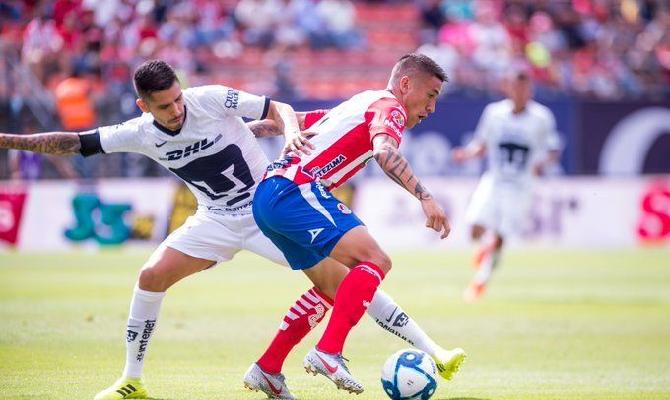 Previa para apostar en el Pumas UNAM vs Necaxa