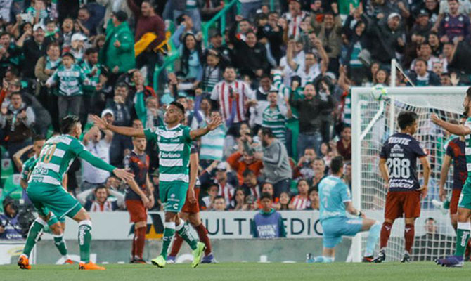 Previa para apostar en el Santos Laguna vs Guadalajara