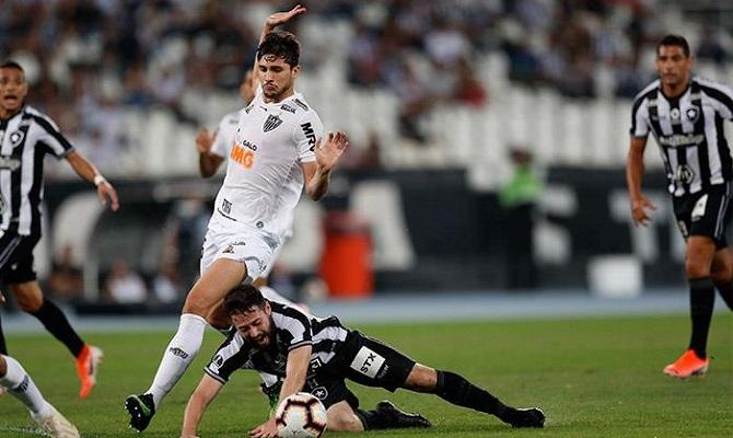 El Botafogo busca una sorpresa mayúscula cuando visite al Atlético Mineiro.