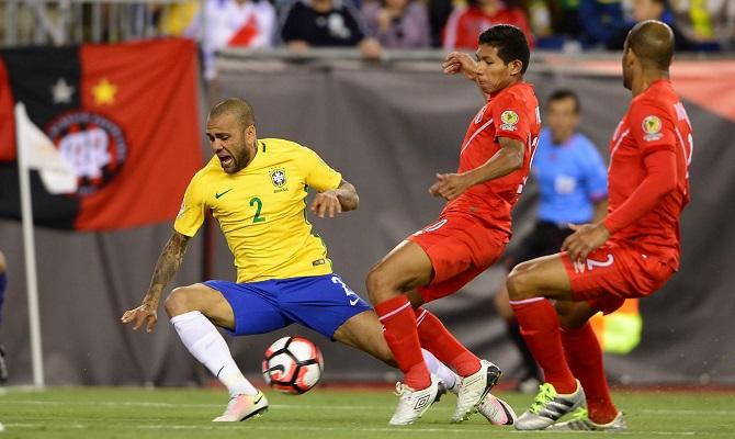 Brasil y Perú definirán al campeón de la Copa América.