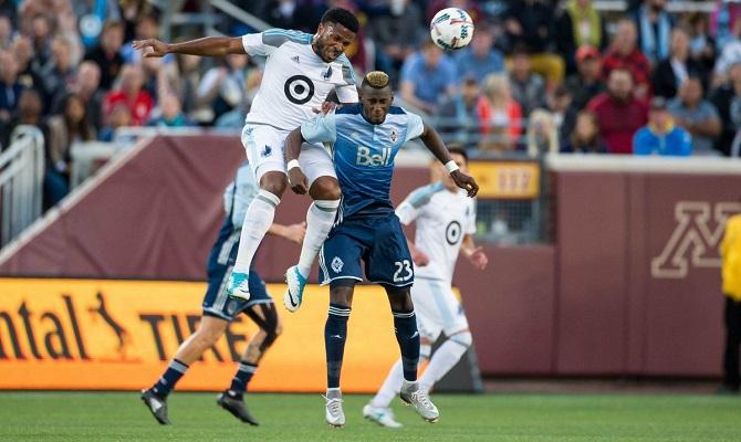 El Minnesota United busca otro triunfo ante los Vancouver Whitecaps
