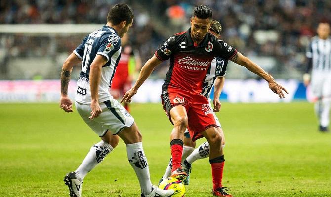 Xolos de Tijuana y Gallos Blancos de Querétaro van por los seis puntos.