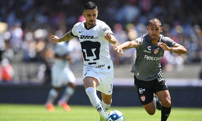 Previa para apostar en el Pumas UNAM vs Tigres UANL