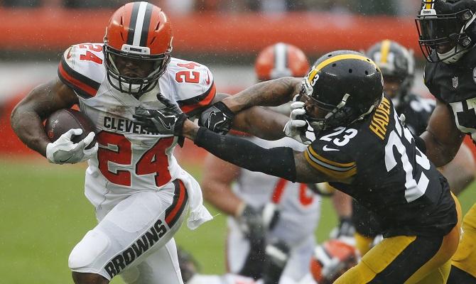 Cafés de Cleveland y Acereros de Pittsburgh pelearán por el Norte de la AFC.