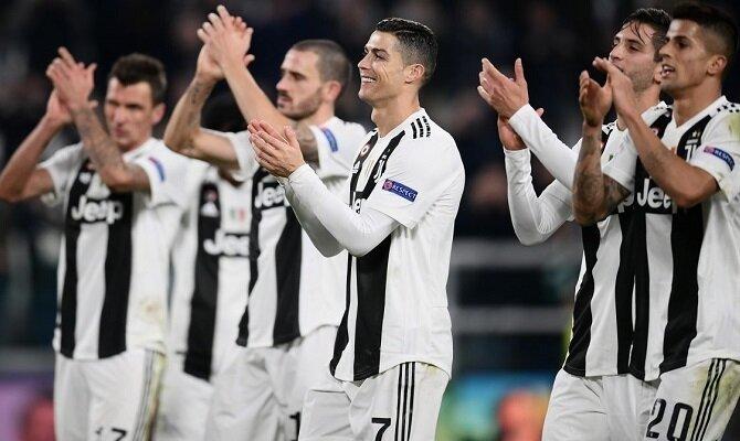 La Juventus es amplia favorita para el titulo de la Serie A.