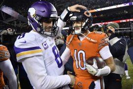 Vikingos de Minnespta y Osos de Chicago pelearán por el título del Norte de la NFC.