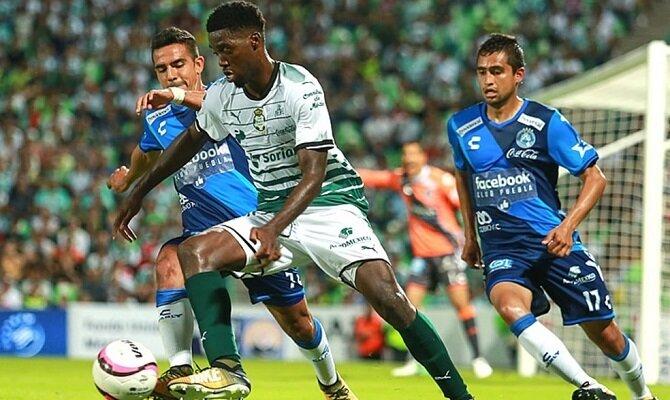 El Santos Laguna recibe al Puebla en duelo de la Jornada 4.