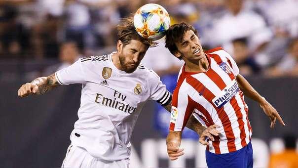 Te traemos el pronóstico y análisis del partido entre Atlético de Madrid vs. Real Madrid a disputarse este 28 de septiembre de 2019 en la Liga de España.