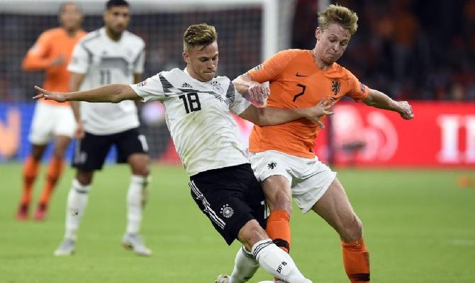 Previa para apostar en el Alemania vs Holanda