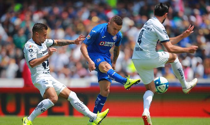Previa para apostar en el Cruz Azul vs Monterrey
