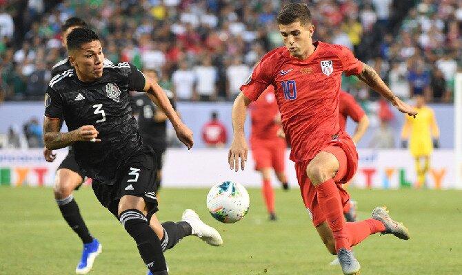 Previa para apostar en el Estados Unidos vs México