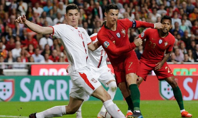 Previa para apostar en el Serbia vs Portugal