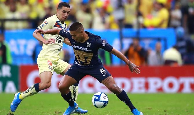 Previa para apostar en el Pumas UNAM vs Cruz Azul
