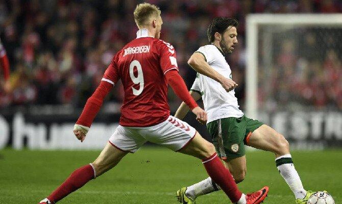 Previa para apostar en el Irlanda vs Dinamarca