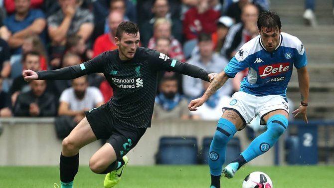 Te traemos el pronóstico y análisis del partido entre Liverpool vs. Nápoles a disputarse este 27 de noviembre de 2019, en el marco de la UEFA Champions League