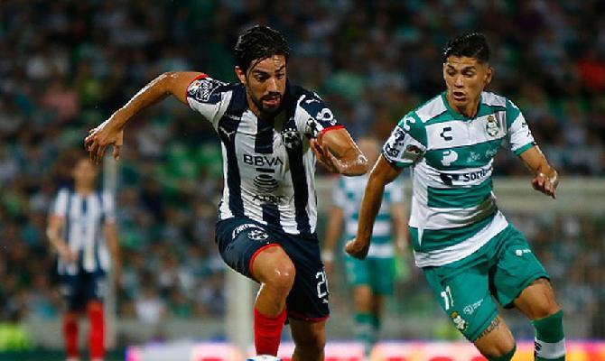 Previa para apostar en el Monterrey vs Santos