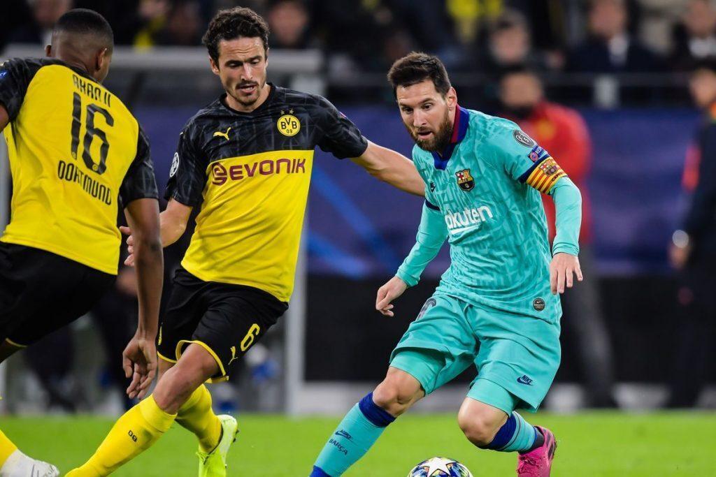 Te traemos el pronóstico y análisis del partido entre Barcelona vs. Borussia Dortmund a disputarse este 27 de noviembre de 2019, en el marco de la UEFA Champions League