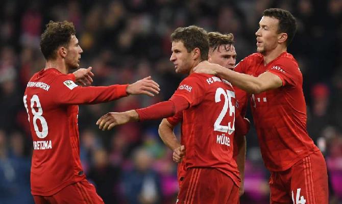 Previa para apostar en el Bayern Munich vs Tottenham