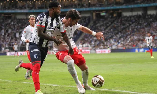 Previa para apostar en el Necaxa vs Monterrey