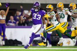 Vikingos de Minnesota vs Empacadores de Green Bay