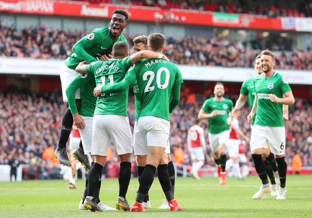 Te traemos el pronóstico y análisis del partido entre Arsenal vs. Brighton a disputarse este 5 de diciembre de 2019, en la Premier League
