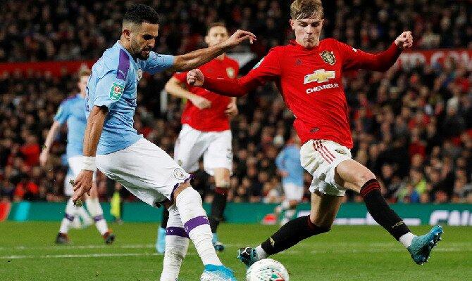 Previa para apostar en el Manchester City vs Manchester United