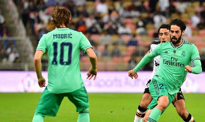 Previa para apostar en elReal Madrid vs Atlético de Madrid