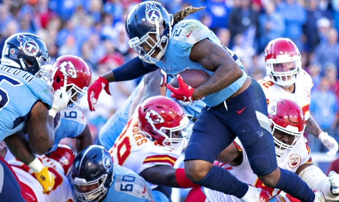 Jefes de Kansas City vs Titanes de Tennessee