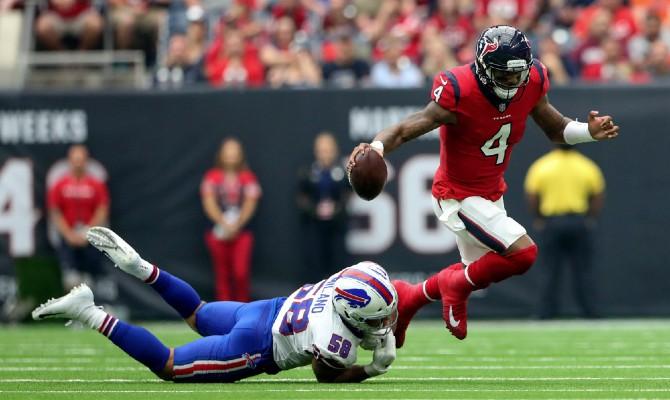 Texanos de Houston vs Bills de Búfalo