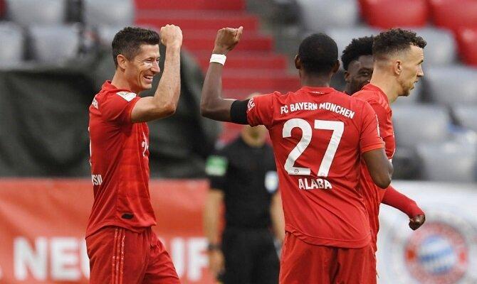 Previa para apostar en el Borussia Dortmund vs Bayern Munich
