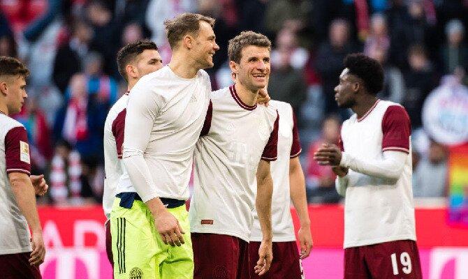 Previa para apostar en el Union Berlin vs Bayern Munich