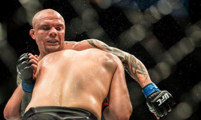 Anthony Smith contra Glover Teixeira en la estelar de la UFC