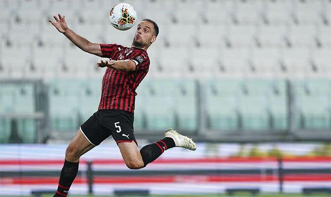Previa para apostar en el AC Milan vs AS Roma