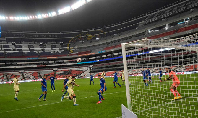 Previa para apostar en el Club América vs Cruz Azul