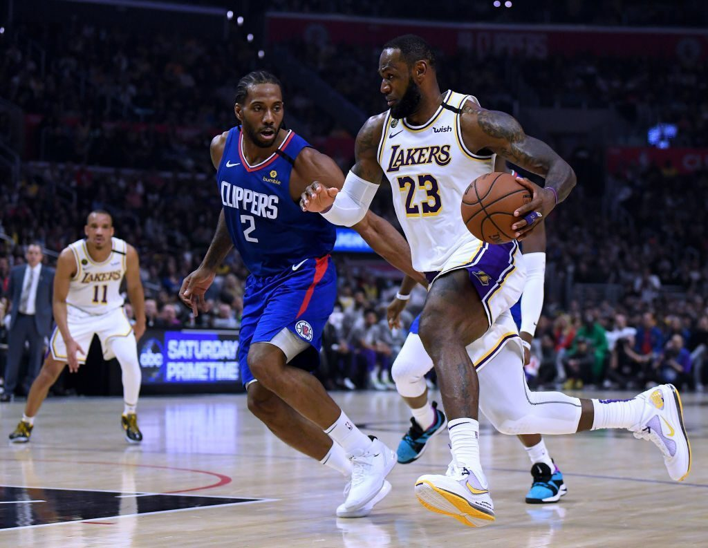 NBA: Los Angeles Lakers vs. Los Angeles Clippers - Análisis, Cuotas y resultados del partido ? 30/07/2020 - Temporada Regular